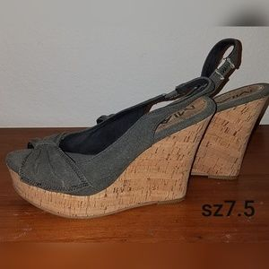 MIA wedge shoes